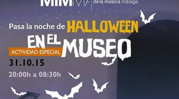 Halloween en el MIMMA de Málaga