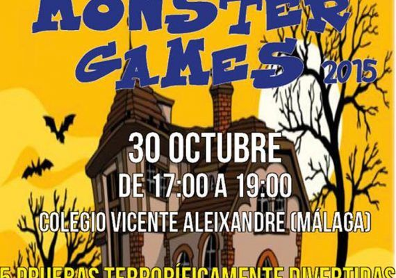 Monster Games en el Vicente Aleixandre