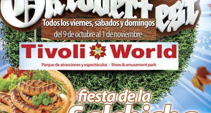 oktoberfest tivoli world