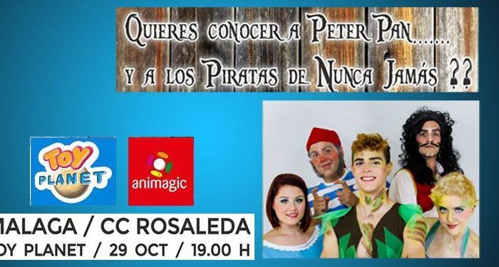 peter pan rosaleda toy planet cabecera