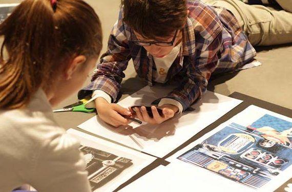 Centre Pompidou taller Erró