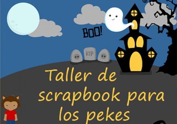 Taller de scrapbook en Málaga