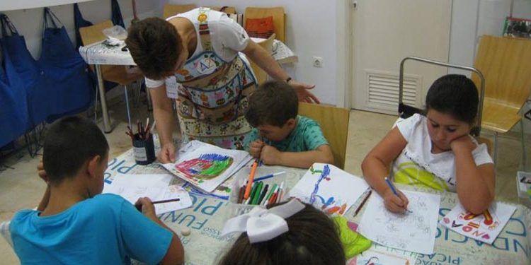 niños taller infantil casa natal