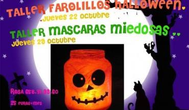Taller infantil de Halloween en Alhaurín de la Torre