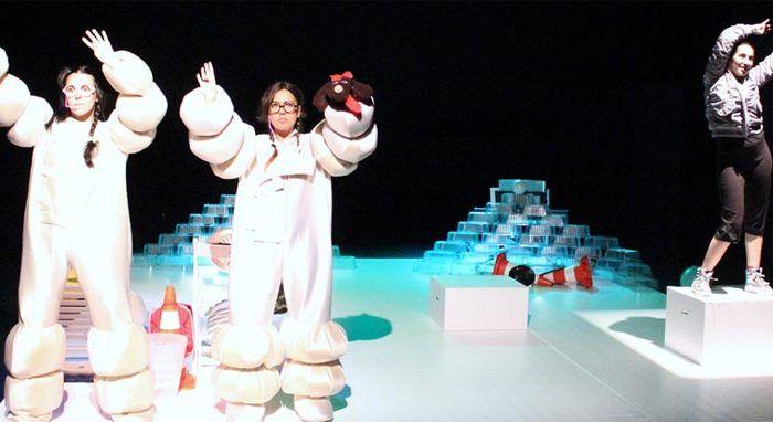 Obra de teatro En un lugar de la galaxia