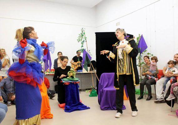 Teatro infantil en Campanillas
