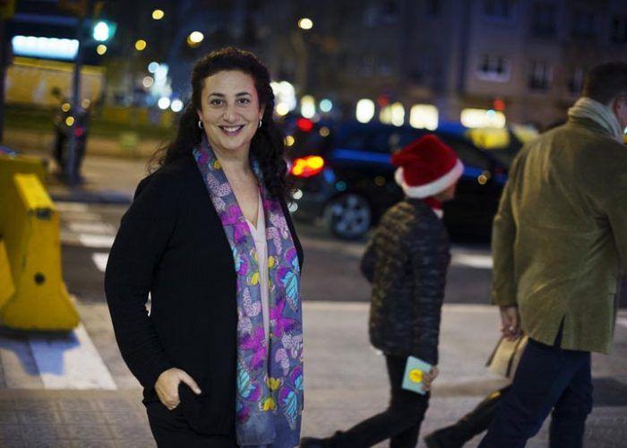 Laura Rojas Marcos, charla en La Térmica de Málaga