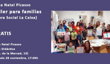 taller familias desempleo casa natal caixa cabecera