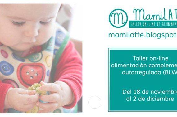 taller alimentación complementaria bebés madres cabecera