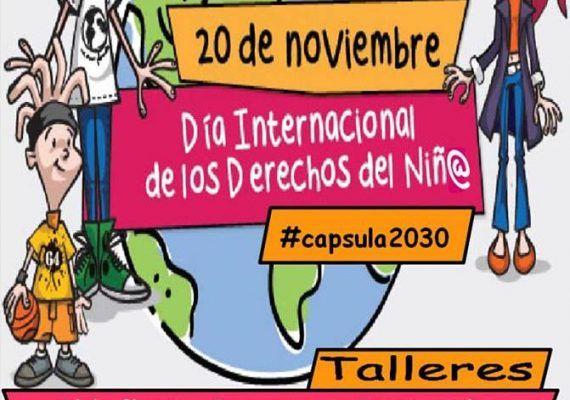 Actividades infantiles en Cártama viernes 20 de noviembre