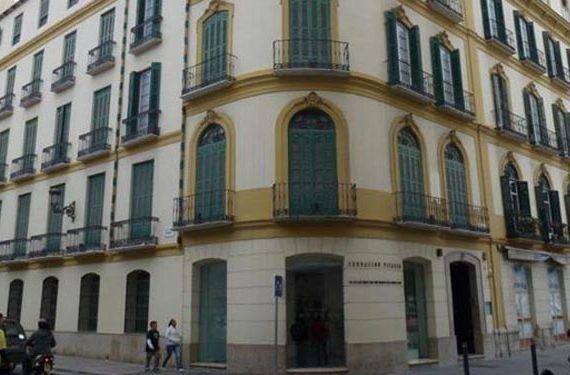 Casa Natal Picasso taller dibujo oficio . 7 noviembre cabecera