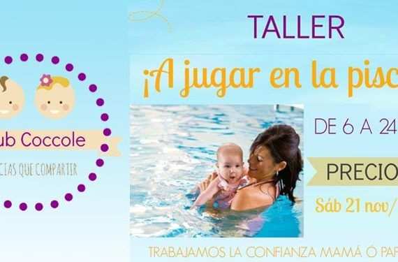 taller piscina bebé club coccole cabecera