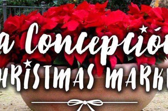 La Concepción Christmas Market actividades infantiles Castañera navidad cabecera