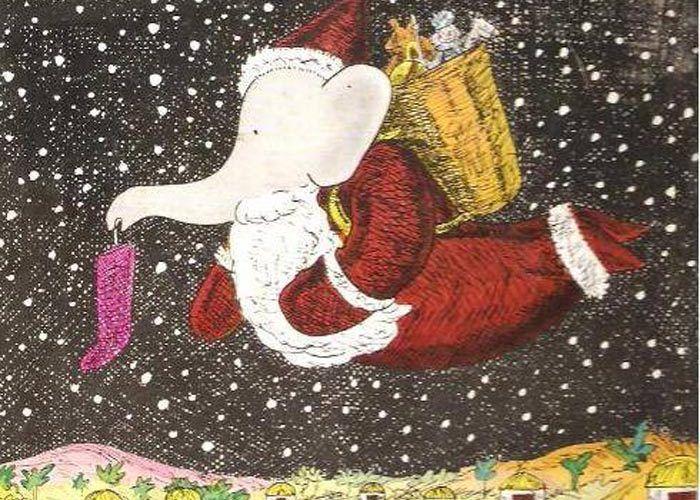 Cuentacuentos librería Luces sobre Papá Noel