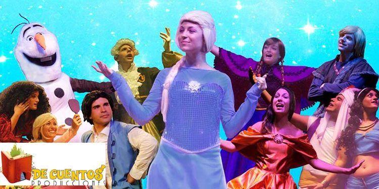 Cuentos Musical espectáculo niños Teatro Carthima cabecera