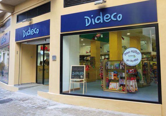Tienda Dideco en Málaga