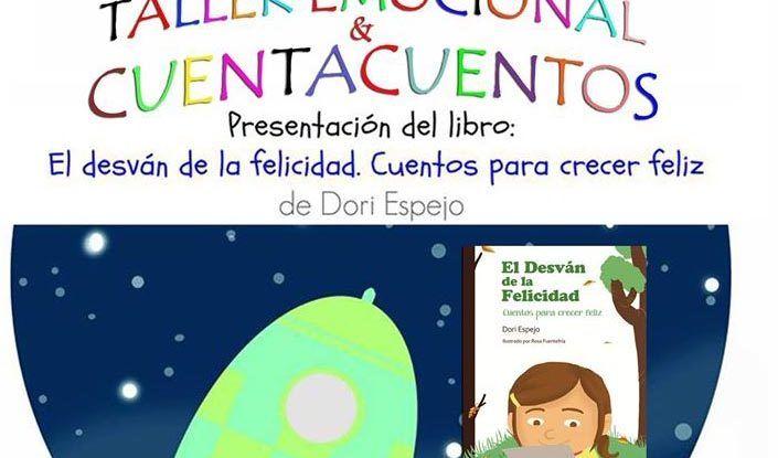 Cuentacuento en Ítaca de Torremolinos el domingo 21 de noviembre