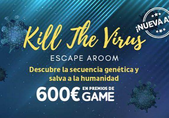 Prueba el nuevo juego familiar del centro comercial Miramar y entra en el sorteo de 600€ en premios de GAME