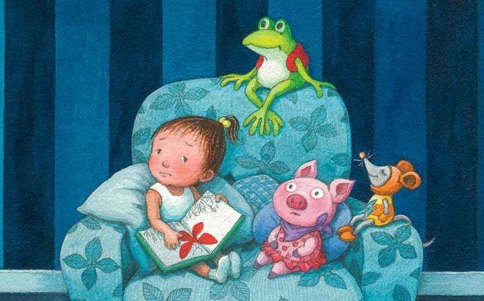 Taller de animación a la lectura para bebés