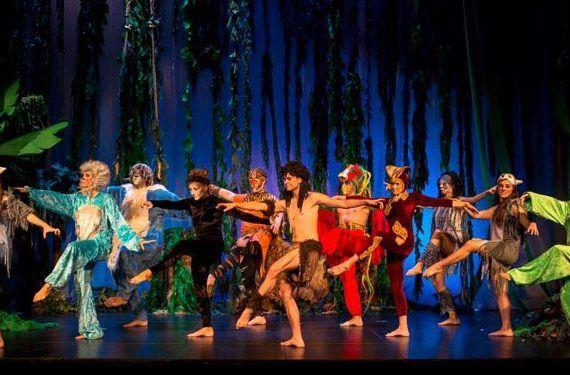 'El libro de la selva, el musical', espectáculo familiar Alameda cabecera