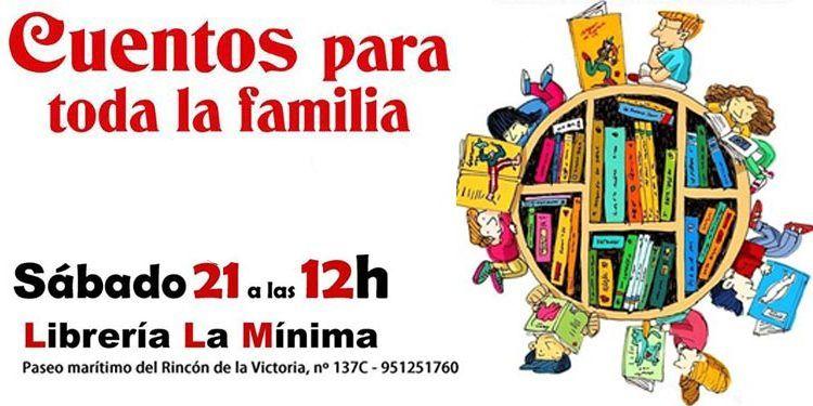libreria minima Rincon cuentacuentos familia cabecera