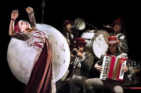 varuma teatro Ns/Nc espectáculo musical baile bola cabecera