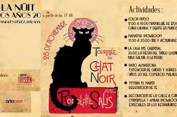 paris la nuit gato negro cabaret años 20 cabecera