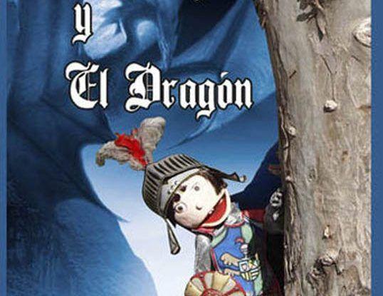 espectáculo Príncipe Dragón Teatro Alameda cartel