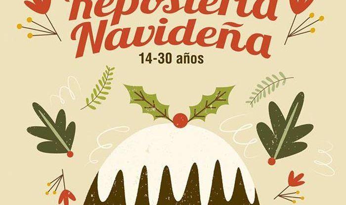 Curso de repostería navideña en Fuengirola, gratis