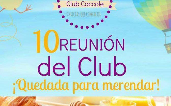 Reunión del Club Coccole el 22 de noviembre
