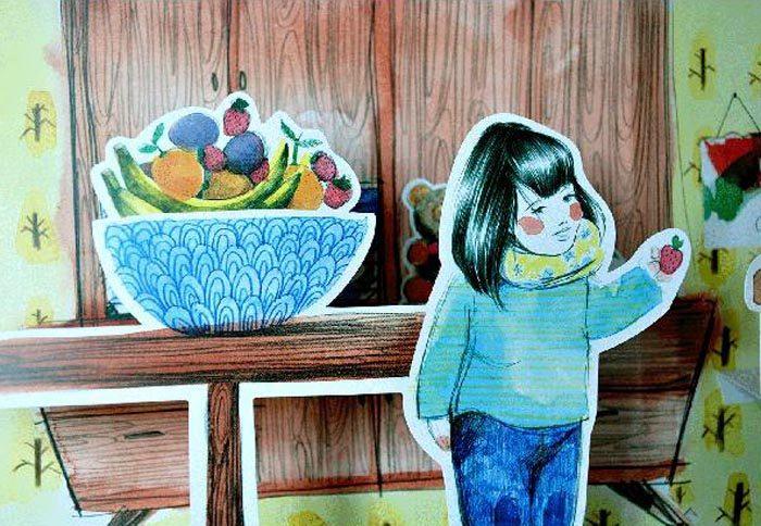 Taller de ilustración kirigami
