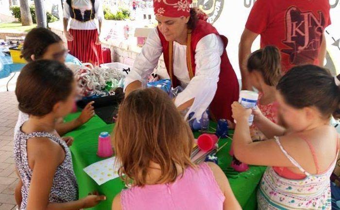 Taller de reciclaje en Fuengirola para niños, gratis, el fin de semana