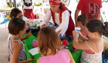 Taller de reciclaje en Fuengirola