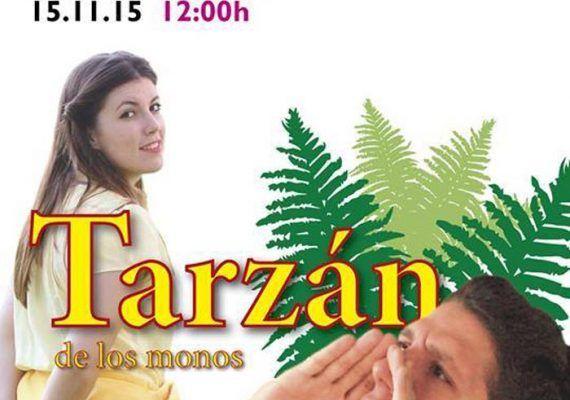 Cuentacuentos en el MIMMA con Tarzán de los monos