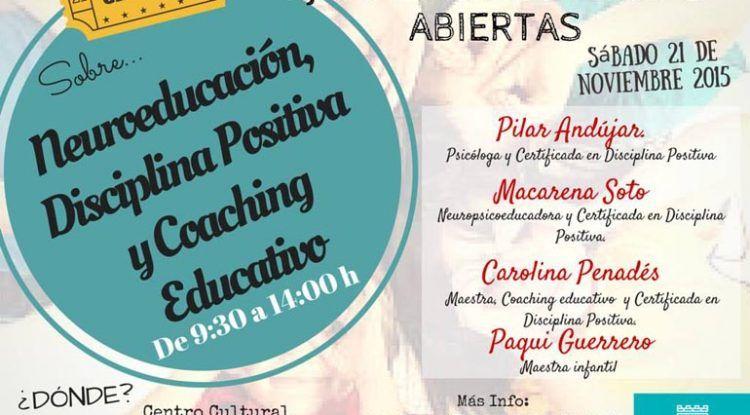 Jornadas de disciplina positiva en Torremolinos
