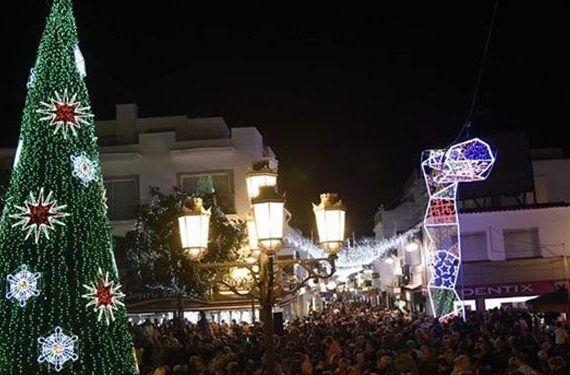 agenda 18 19 20 diciembre torremolinos navidad luces cabecera