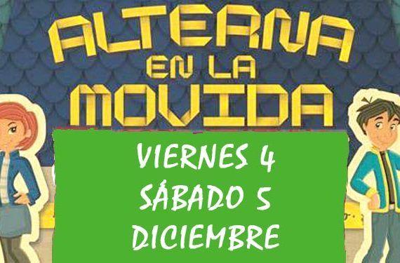 alterna movida 4 5 diciembre 2015 actividades jóvenes area juventud málaga cabecera