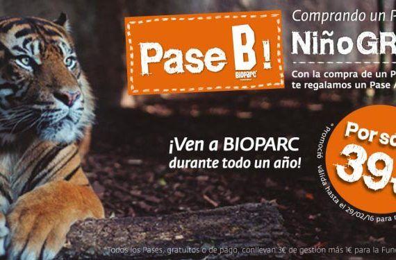 bioparc fuengirola abono anual niños gratis promoción cabecera