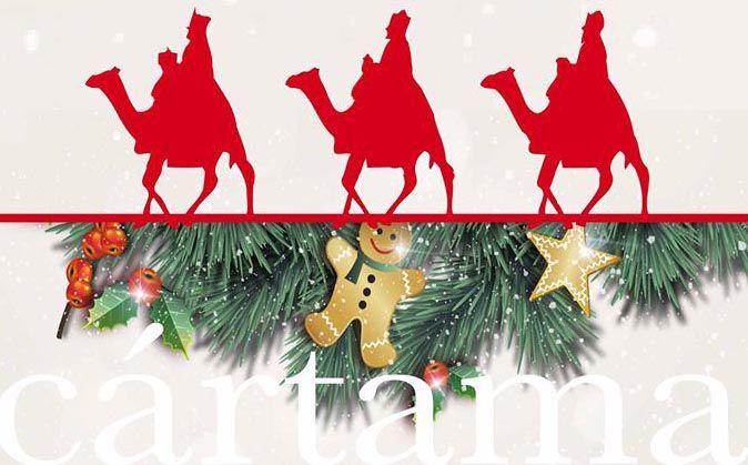 Cabalgata de Reyes Magos de Cártama