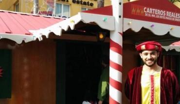 cartero real Torremolinos cabalgata reyes magos navidad cabecera
