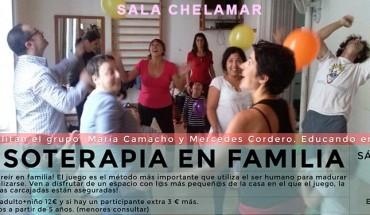 taller risoterapia en familia sala chelamar málaga cabecera