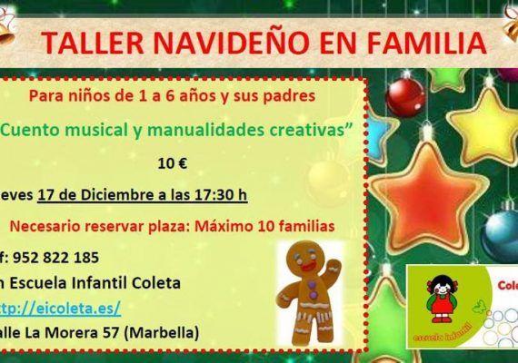 Fiesta de Navidad en Marbella