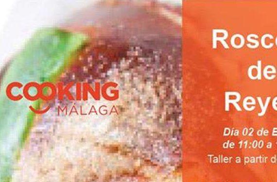 taller roscón reyes cooking málaga cabecer