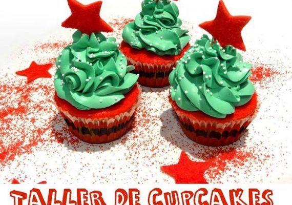 Taller de cupcakes en Cártama