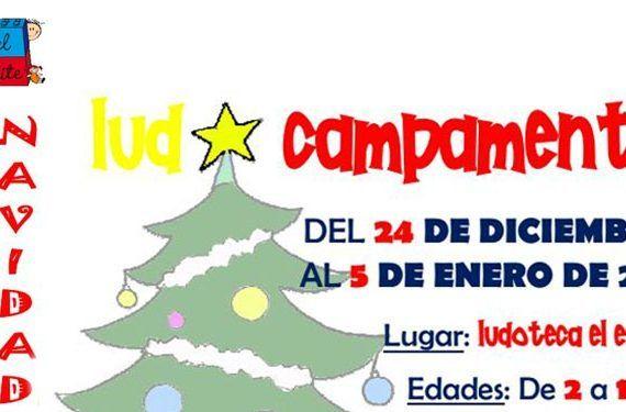 campamento navidad el escondite benalmádena imagen oficial cabecera