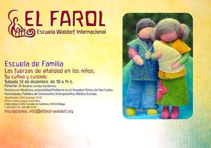 a El Farol jornada en familia