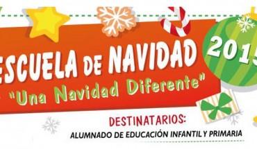 escuela navidad antquera talleres dulces adornos deportes belenes visitas actividades navidad cabecera