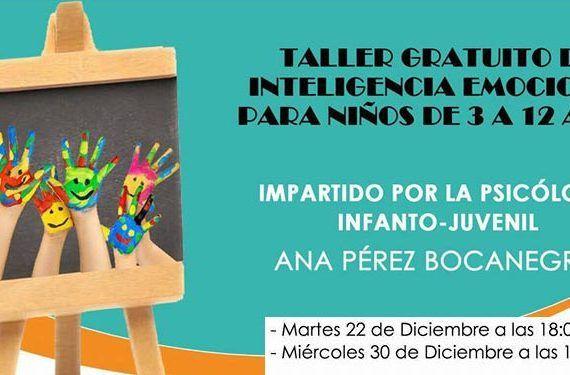 taller gratuito inteligencia emocional marbella academia cabecera