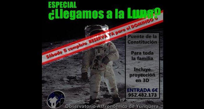 observatorio yunquera sesión luna ficción ampliación fecha cabecera