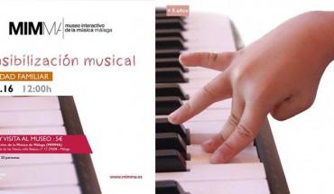 taller sensibilización musical Mimma familia cabecera